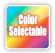 Color Selectable